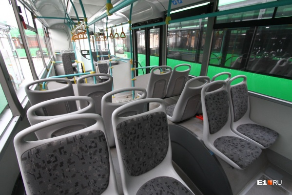 Из-за коронавируса перевозчики Екатеринбурга ощутили резкий отток пассажиров