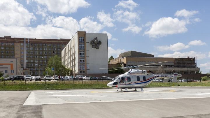 В сердечно-сосудистом отделении больничного комплекса Волгограда тушат очередной очаг коронавируса