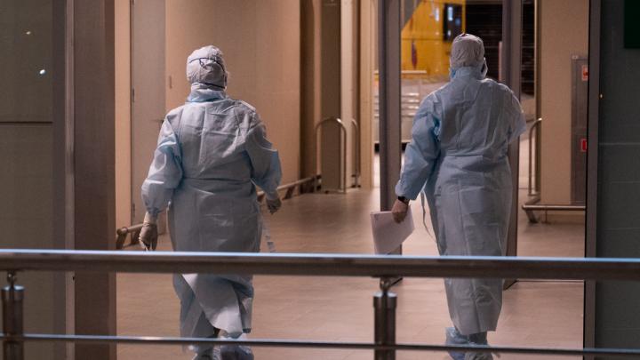 У двух медиков в Таганроге подтвердили коронавирус