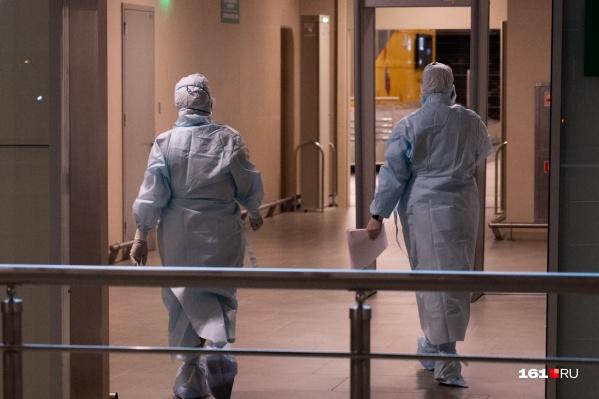 Медсестры заболели не из-за работы