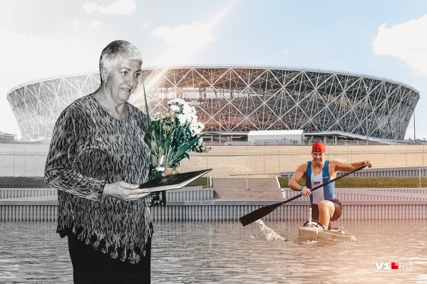 Галина Горячева буквально с нуля создала гребную базу напротив Центрального стадиона