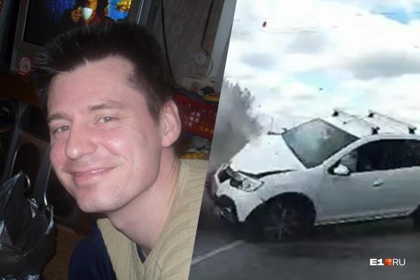 Евгений Ермолаев дважды попал в ДТП из-за того, что навстречу ему неожиданно вылетали автомобили