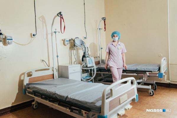 """На следующей неделе для ковидных больных в регионе будет развернуто уже <nobr class=""""_"""">3670</nobr> коек"""
