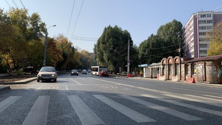 На Стара-Загоре для водителей расширили проезжую часть