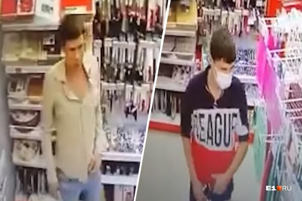 Нападавшие украли ножи в «Галамарте»