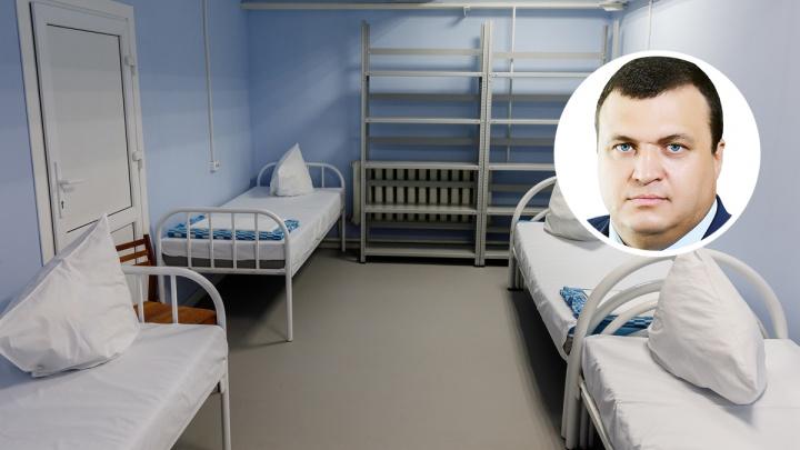 Строить инфекционную больницу в Ростове будет компания самого богатого депутата Заксобрания