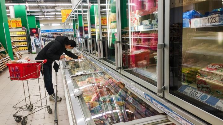 Роспотребнадзор рассказал, как правильно покупать еду в карантин