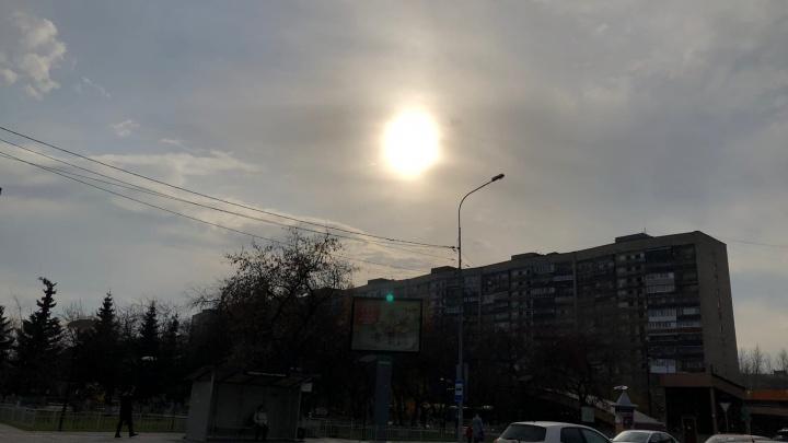 В Тюмени объявлено предупреждение о неблагоприятных метеоусловиях. На этот раз из-за угрозы смога