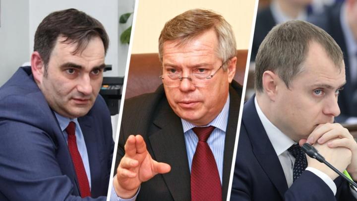 Увольнения от Голубева и ограничения в Новый год: что случилось в Ростове— итоги недели