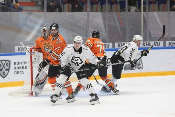 Игра прошла в Хабаровске