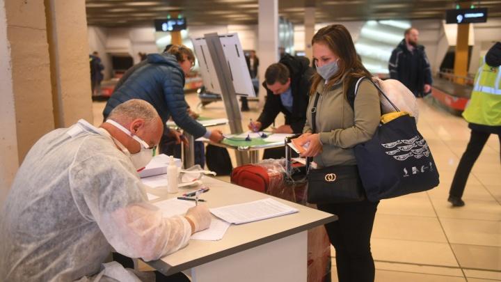 Москва вышла в лидеры по завозу коронавируса в Челябинскую область