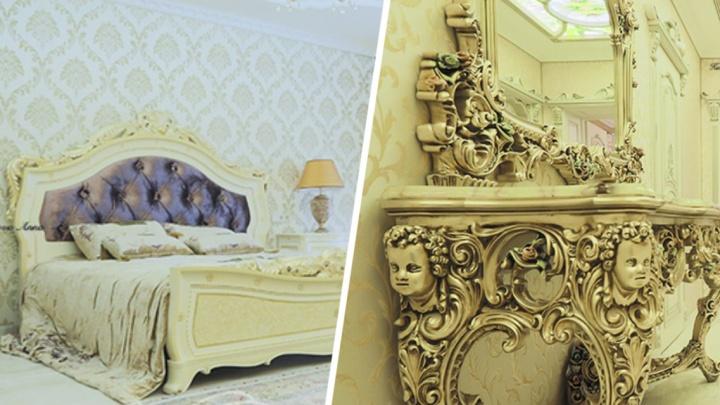 В Ростове продают роскошную квартиру с видом на Дон за 40 миллионов рублей. Изучаем дизайн