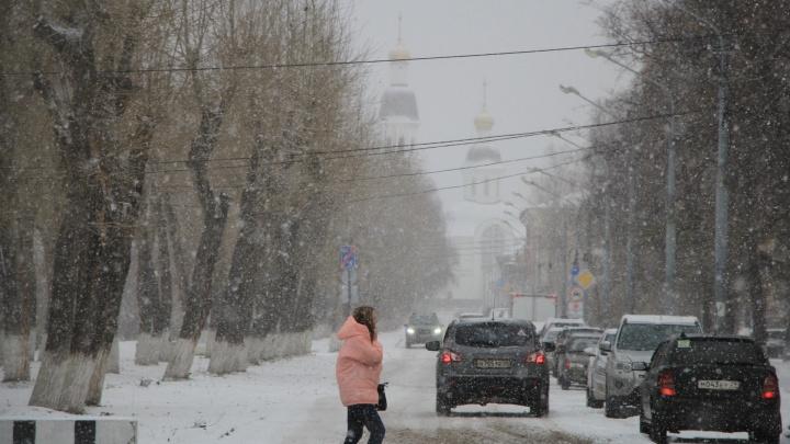 Продолжаем скользить: какой будет погода в Архангельске в последний день осени