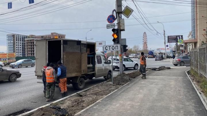Мэр предложил новосибирцам пересесть на электричку, чтобы не стоять в пробке на Большевичке