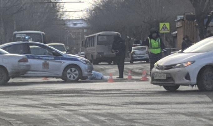 Сбившему насмерть девочку маршрутчику запретили водить автобус