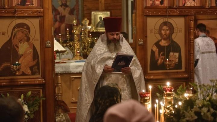 В епархии рассказали, как пройдет Рождество в Новосибирске