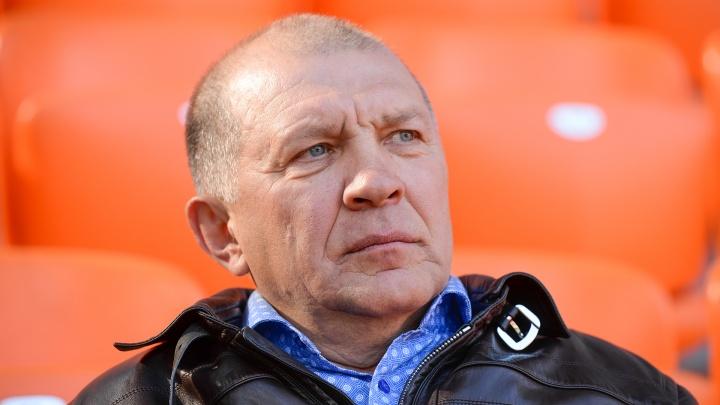 Президент футбольного «Урала» попал в больницу с коронавирусом