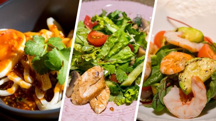 Долой оливье! Видеорецепты простых, но очень вкусных салатов к Новому году