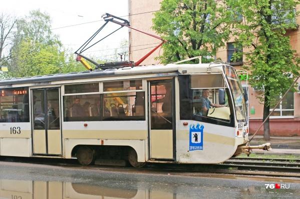 Тем, кто живёт рядом с трамвайными путями, приходится несладко