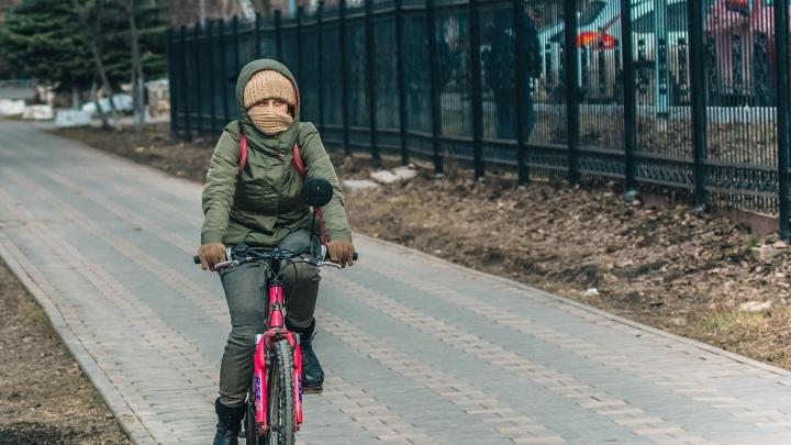 В выходные в Самарской области похолодает