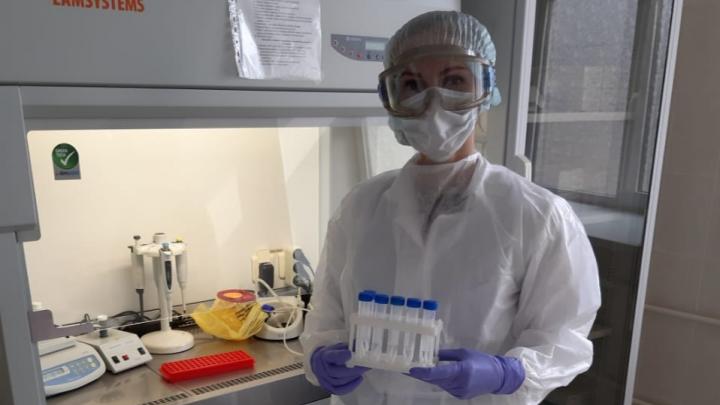 В Котласе коронавирус подозревают у ребёнка