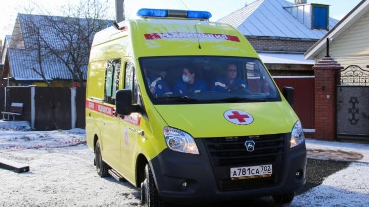 В Башкирии за сутки пневмонию подтвердили у 411человек