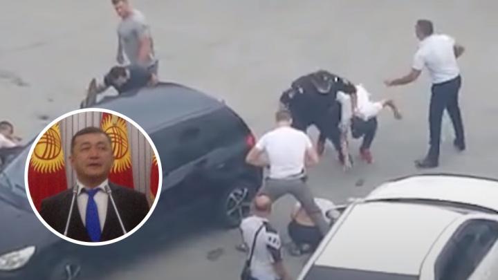 «Там должна была стрелка быть»: глава киргизской диаспоры раскрыл подоплеку драки у «Карнавала»