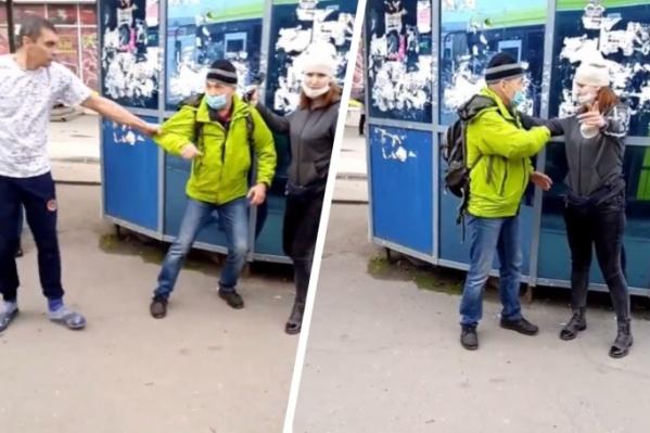 Мужчине предложили дождаться полицию, но он отказался