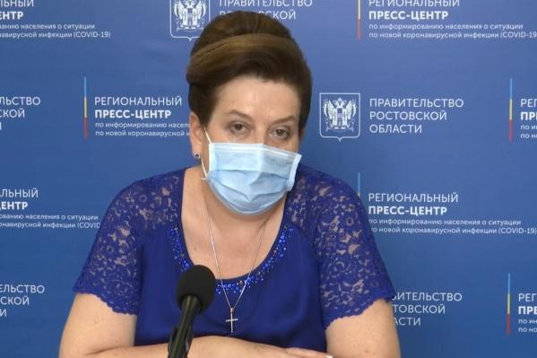 Министр предположила, что в августе случится очередной всплеск заболеваемости коронавирусом