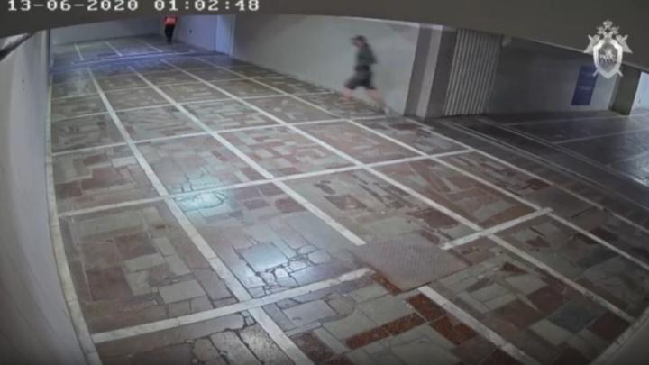 Убийца студента-стоматолога попал в объективы камер наблюдения