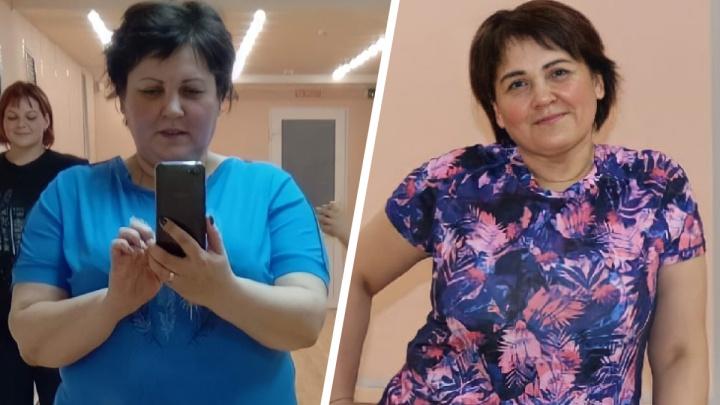 Талия уменьшилась на 19 сантиметров: история похудения тюменки (она скинула 30 килограммов)