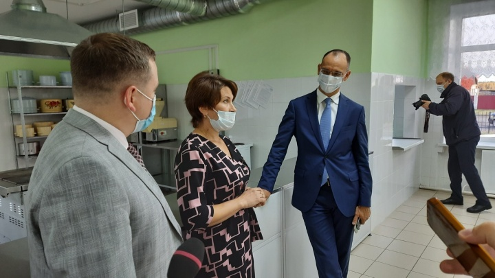 «Везде чувствуется вложенная душа»: Дмитрий Глушко подвел итоги визита в Зауралье