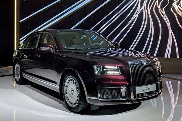 В Елабуге начнут собирать российские люксовые автомобили