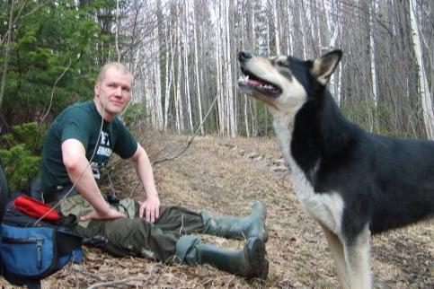 Вадима Прохорина нашли буквально на следующий день после пропажи закопанным в снегу