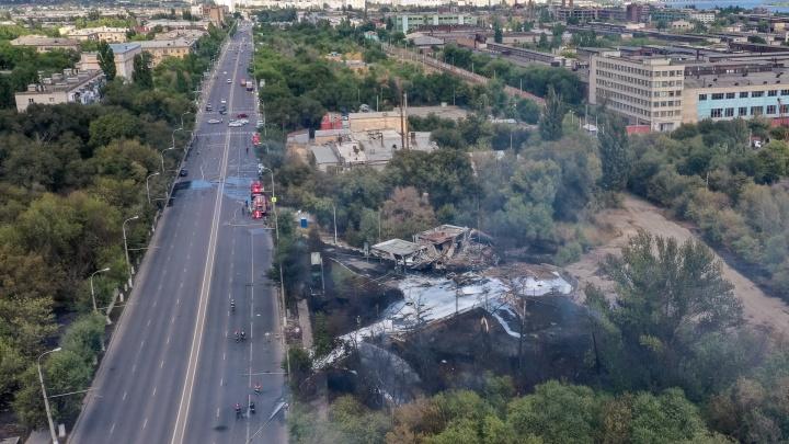 «Жизни людей для них ничего не стоят»: волгоградка — о соседстве взорвавшейся АЗС с домами и школой