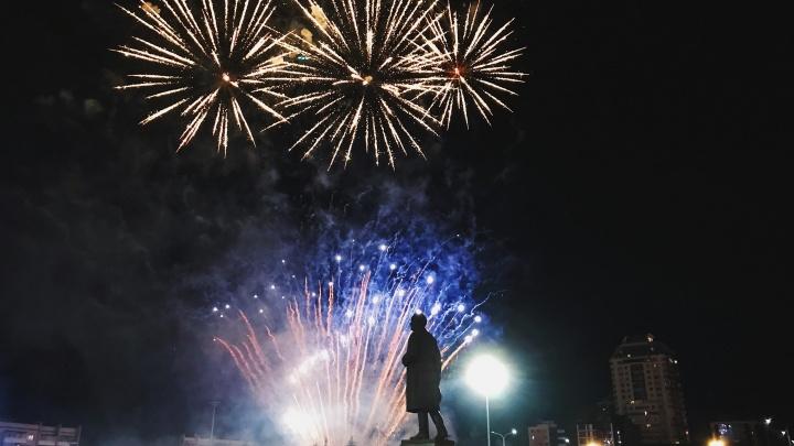 Самарцы смогут отметить День Победы с размахом:«Волжские салюты» предлагают фейерверки за полцены