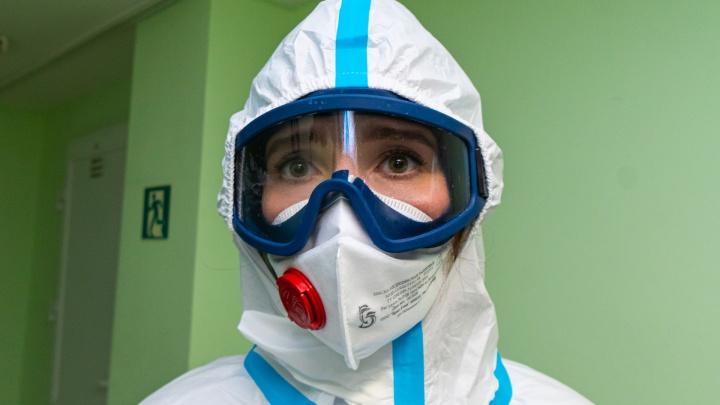 Новый антирекорд: в Ярославской области за сутки коронавирусной инфекцией заболели 76 человек
