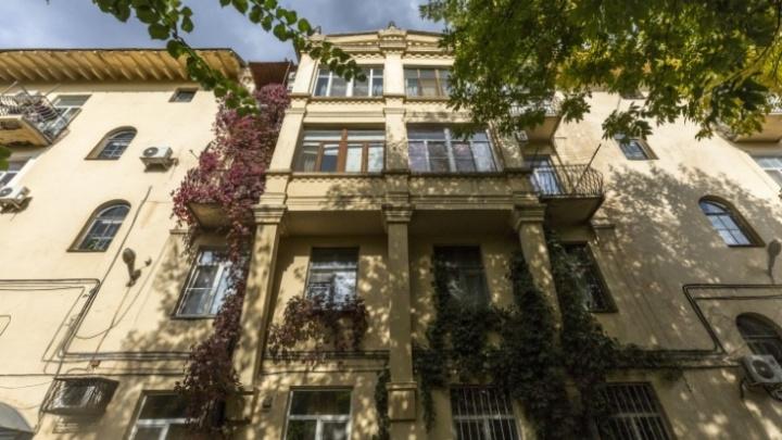 Мэрия отказала областным чиновникам в признании аварийным дома на улице Мира в центре Волгограда