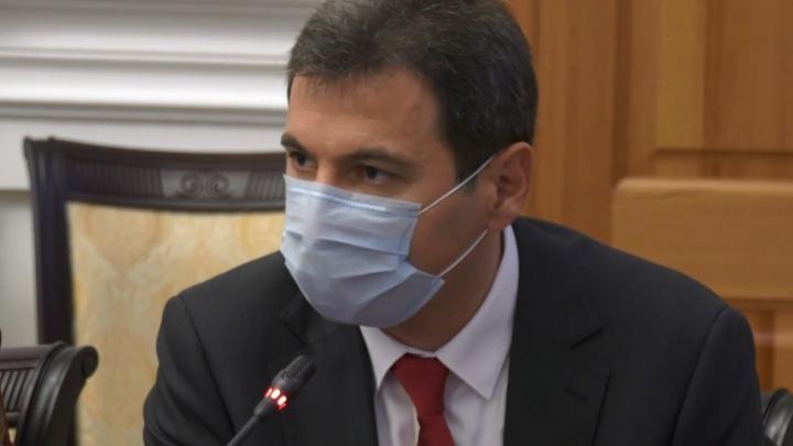 «Почему вы еще не заболели коронавирусом?»: ответил министр здравоохранения СО Армен Бенян