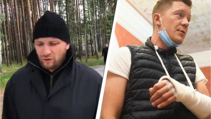 «Сделал для меня то, чего не сделал родной отец»: участник нападения на группу Собчак — о схиигумене Сергии