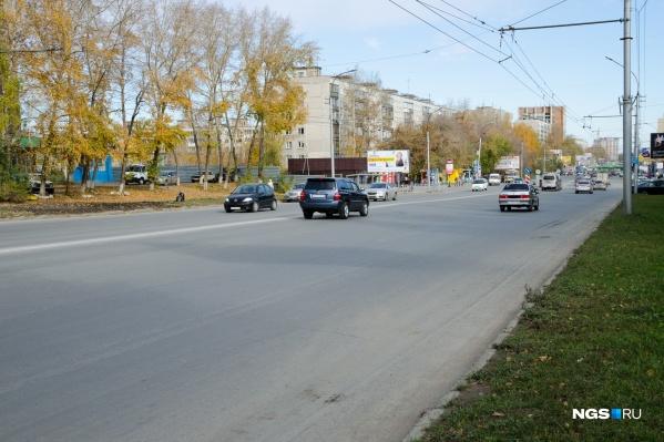 Конфликт водителей произошёл на улице Бориса Богаткова