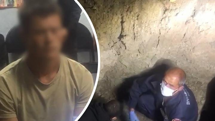 «Я душил и просил, чтобы она передумала»: появилось первое видео допроса убийцы школьницы из Йошкар-Олы