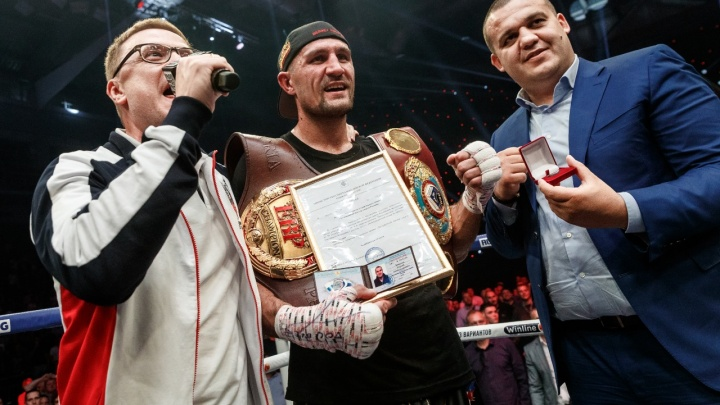 Вспоминая нокаут Ковалева: боксерский поединок с Энтони Ярдом может стать «Событием года»