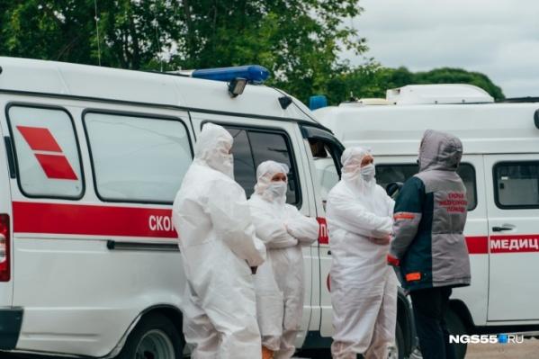 В Ростове за минувшие сутки заболели 56 человек