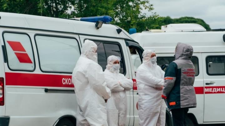 Обновили рекорд заражений за июль: еще 124 случая коронавируса на Дону