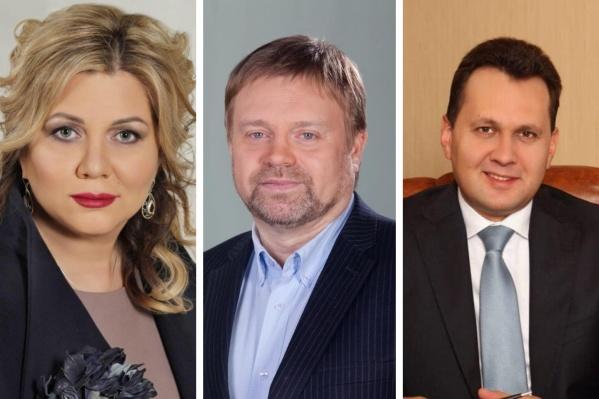 Тройка лидеров в правительстве края по официальным доходам за прошлый год