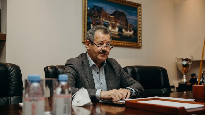 «Любимый подрядчик губернаторов»: гендиректор «Мостостроя-11» — о Варламове, пандемии и развязках