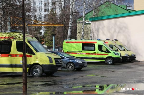 Больше всего больных коронавирусом оказалось в уфимской больнице