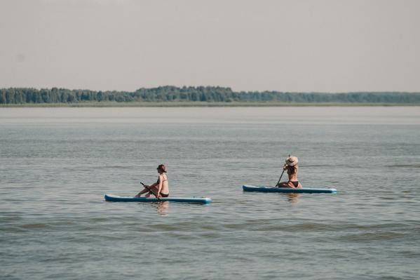А чем вы планируете заниматься в грядущие выходные? Многие тюменцы, мы уверены, рванут на природу или на озера