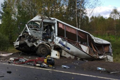 В жутком ДТП с автобусом и фурой погибли девять человек: уголовное дело прекратили